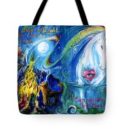 Each Child Of Light... Tote Bag