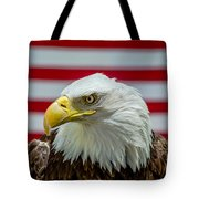 Eagle 5 Tote Bag