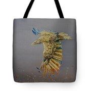 Eagle-abstract Tote Bag