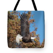 Eagle Banking Tote Bag