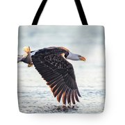 Eagle Catch Tote Bag
