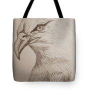 Eagle Drawing 1 Tote Bag