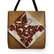 Eagle Eye - Tile Tote Bag