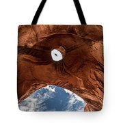 Eagle Head,  Monument Valley Tote Bag