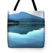 Eagle Lake Blues Tote Bag