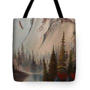 Eagle Mountain Tote Bag