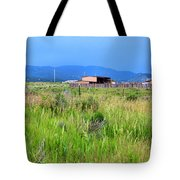 Eagle Nest New Mexico Tote Bag