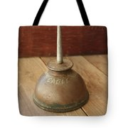 Eagle Oil Can Tote Bag
