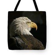 Eagle Profile 1 Original Photo Tote Bag