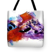 Eagle Rise Tote Bag