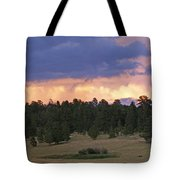 Eagle Rock Estes Park Tote Bag