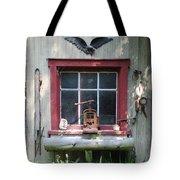Eagle Window Tote Bag