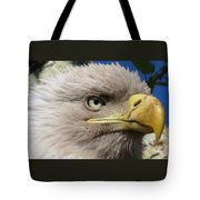 Eagle Wise Tote Bag