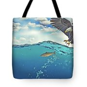Eaglenfish Tote Bag
