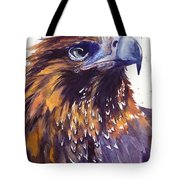 Eagle's Head Tote Bag