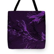 Eagles In Flight A Tote Bag