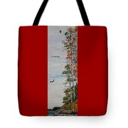 Eagles Point Tote Bag