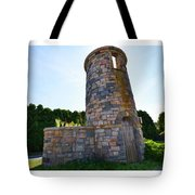 Earles Court Tower Tote Bag