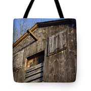 Early American Barn Tote Bag