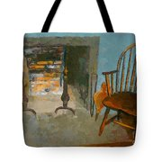 Early American Contemporary Tote Bag