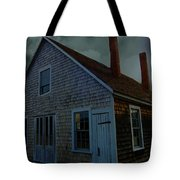 Early American Moonlight Tote Bag