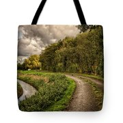 Early Autumn Ochre Tote Bag
