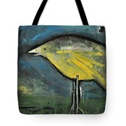 Early Bird At Sunrise Tote Bag