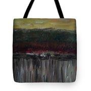 Early Dawn Tote Bag