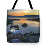 Early Drink Tote Bag