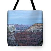 Early Evening At Grand Canyon No. 2 Tote Bag