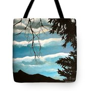 Early Evening I Tote Bag