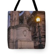 Early Evening In Rome Tote Bag