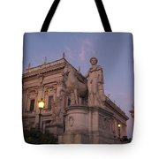 Early Evening Rome Number Two Tote Bag