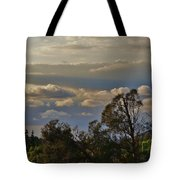 Early Evening Sunset 1 Tote Bag