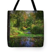 Early Fall At Montauk State Park  Tote Bag