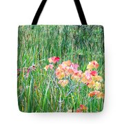 Early Fall Color Tote Bag