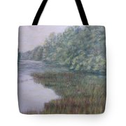 Early Fall Serenity Tote Bag