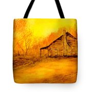 Early Kentucky Times Tote Bag