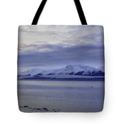 Early Morn Tote Bag