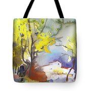 Early Morning 09 Tote Bag