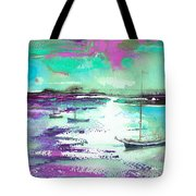 Early Morning 20 Tote Bag