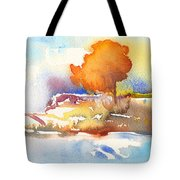 Early Morning 24 Tote Bag