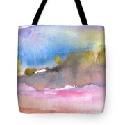 Early Morning 69 Tote Bag