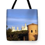 Early Morning 7am Tote Bag