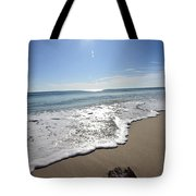 Early Morning Drift Tote Bag