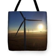 Early Morning Flight 2 Tote Bag