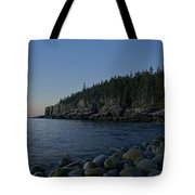 Early Morning In Acadia Tote Bag