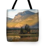 Early Morning In Jasper Tote Bag