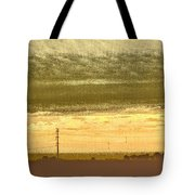 Early Morning In The Heartland Tote Bag