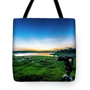 Early Morning Light Capture Tote Bag